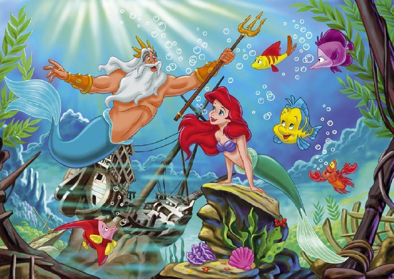 Костюмированное поздравление для юбиляра от Нептуна и Русалок / Веселое 18